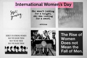 Sociale Reportage | IWD | International Women's Day 20170308