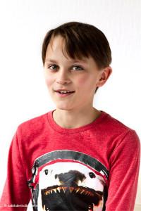 Goed kinderportret   Portretfotograaf Judith den Hollander