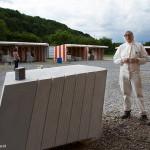 Symposium international de sculpture monumentale sur pierre. Thème 2015 : la musique, langue des émotions.