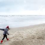 Frisse wandeling op het strand van Egmond aan zee _MG_7825web
