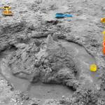 Zandkasteel en speelgoed _MG_8195web