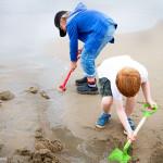 Boys playing on the beach _MG_8347web