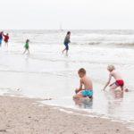 Strand van Zandvoort - voorjaar | Fotografie Judith den Hollander