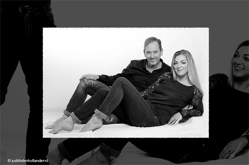 Photo merge double portrait, version 2