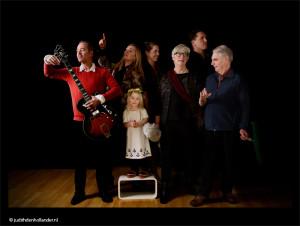 Speciale familieshoot, Inspiratie Rembrandt's Nachtwacht