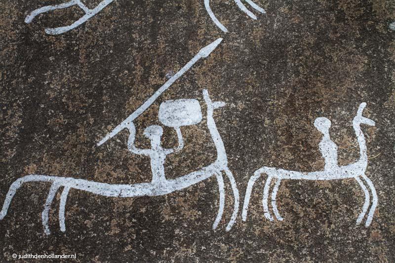 Bohuslän Litsleby | Gravures rupestres de Tanum | Rotstekeningen van Tanum, werelderfgoed.