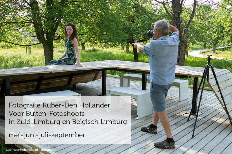 Fotoshoot in de open lucht | Fotografie Ruber-DenHollander | Location shoot Outdoors | Info +31 650 270 712