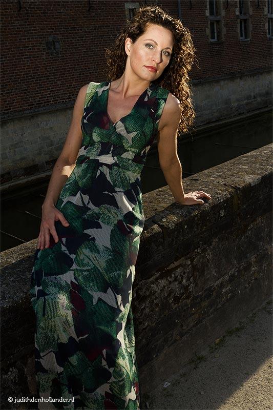 Glossy Buitenshoot | Fashion Style Portret - Fotografie Judith den Hollander.