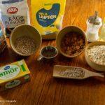 Zelf te roosten muesli ingrediënten | Judith den Hollander fotografie | Foodfotografie.