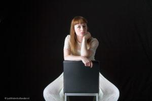 Fotoshoot met zangeres Lien | Eigentijdse portretfotografie | Portretfoto Judith den Hollander.