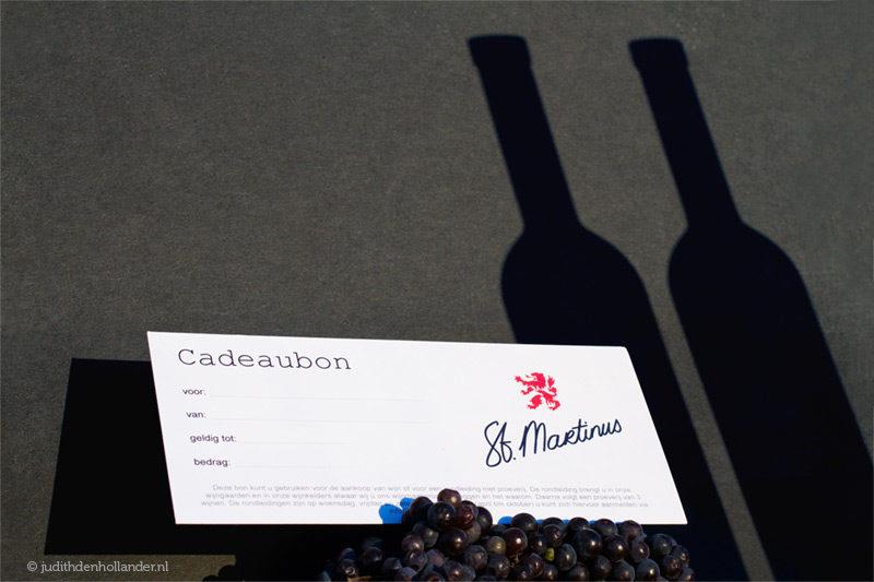 Reclamefotografie Cadeaubon | Advertentiefoto | Beeldmateriaal voor marketing | Fotografie Judith den Hollander, Studio JDH (Maastricht).