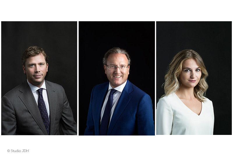 Classic Corporate Portraits | Zakelijke portretten in klassieke stijl | Fotografie J. den Hollander / Studio JDH (Maastricht regio).