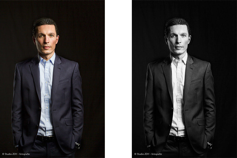 For Corporate Portraits in Maastricht and Haarlem : Studio JDH.